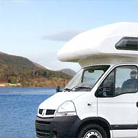 Campervans RVs Caravans and Motorhomes
